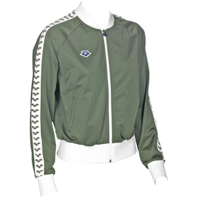 arena Relax IV Team Jacket Damen army-white-army